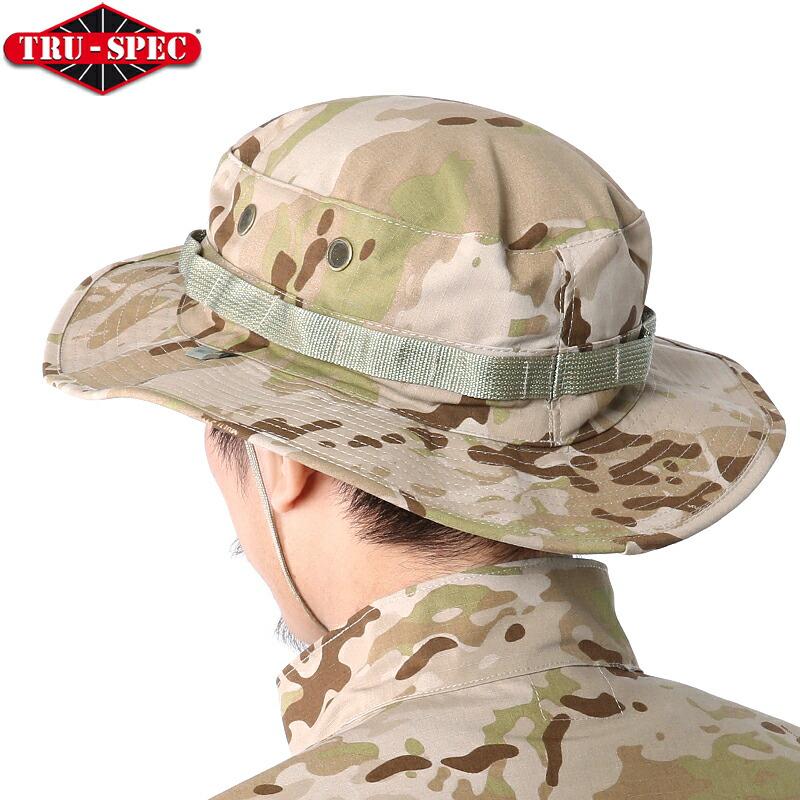 WAIPER RAKUTENICHIBATEN  TRU-SPEC true spec U.S. military Boonie Hat ... d4cb9305f663