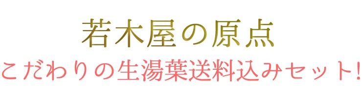 若木屋の原点 こだわりの生湯葉送料込みセットい!なんと590円割引の大サービス!!