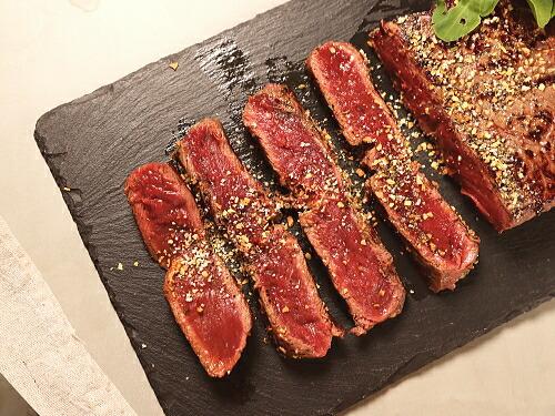 馬肉1ポンドステーキ