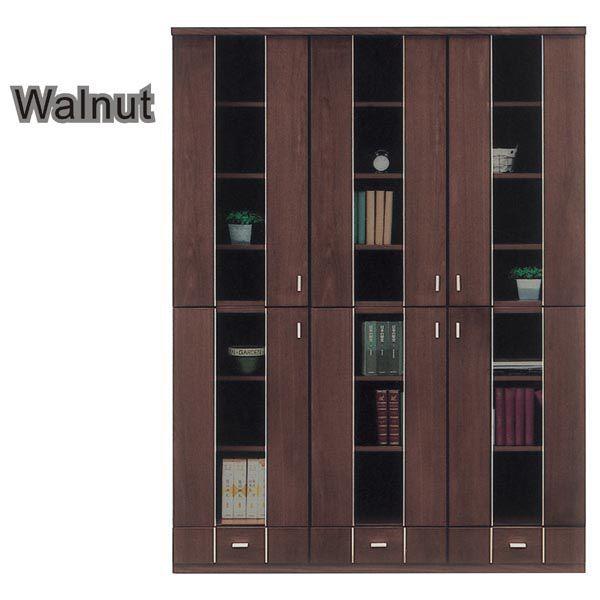 本棚 書棚 フリーボード 飾り棚 リビング収納 扉 北欧 完成品 引出し リビング
