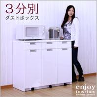 ダストボックス ダストBOX 3分別