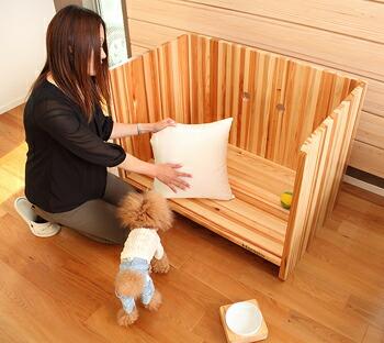 犬ハウスkanbatsu(カンバツ)イメージ2