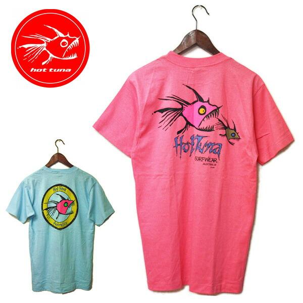 HOT TUNA(ホットツナ)プリントTシャツのメイン画像