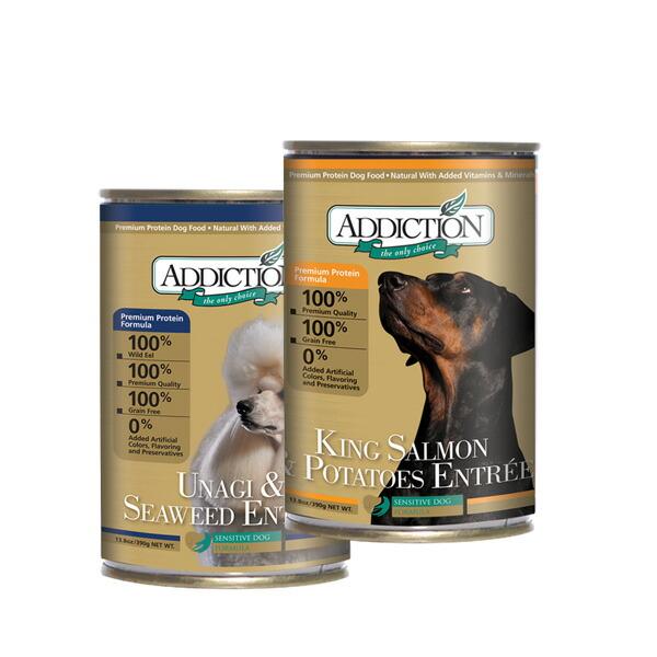 アディクション缶詰(穀物不使用