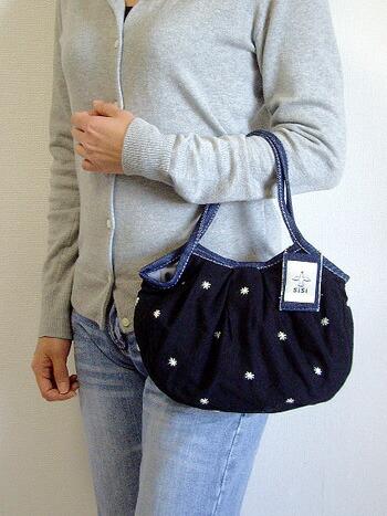 sisiバッグ ミニサイズ 刺繍