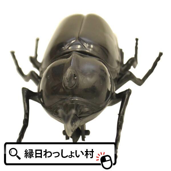 【単価34円(税別)×25個セット】走るカブトムシ&クワガタ カブトムシ おもちゃ 昆虫 走る レース プルバック 景品 …