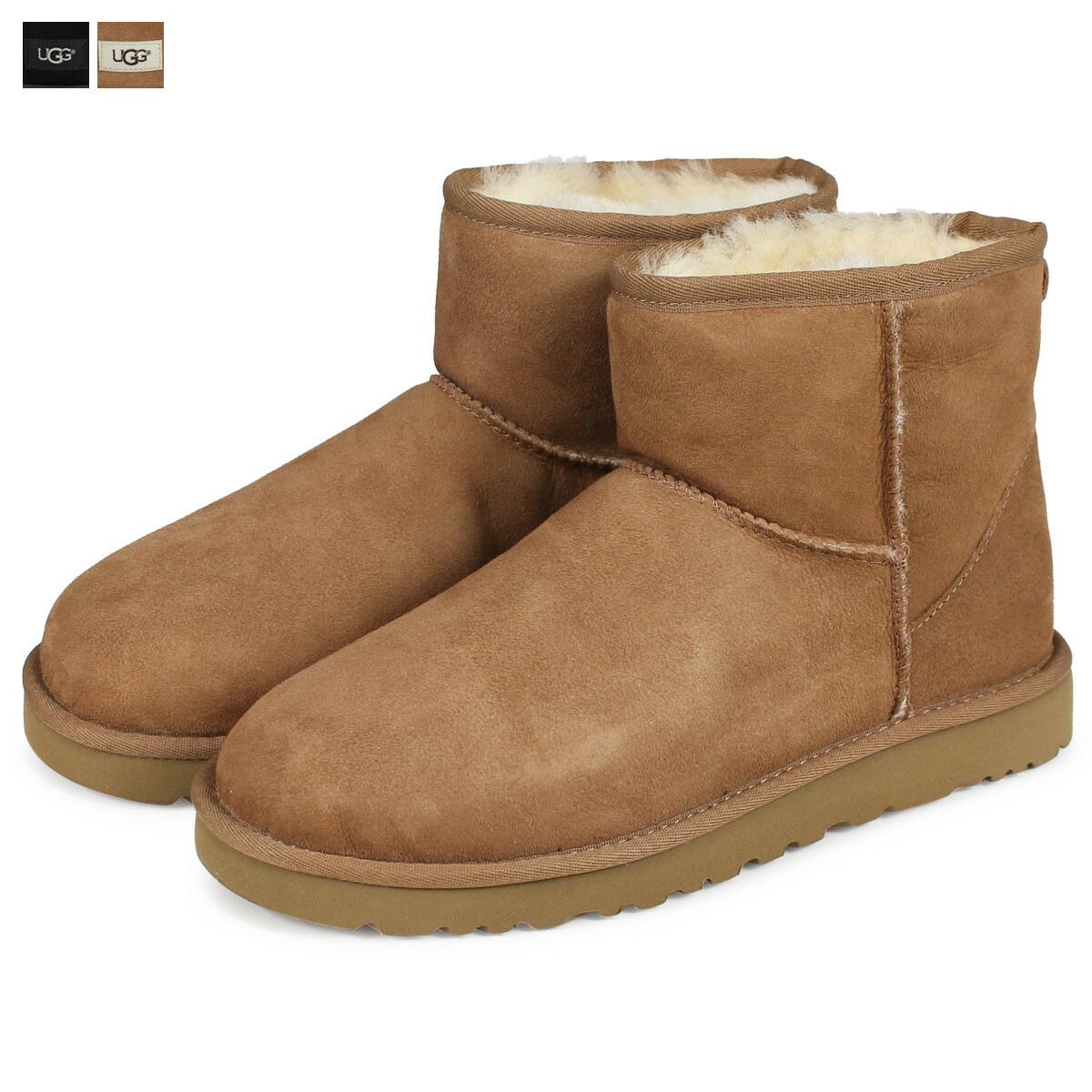 2262240c262 UGG UGG men's classic mini Sheepskin boots MENS CLASSIC MINI 1002072