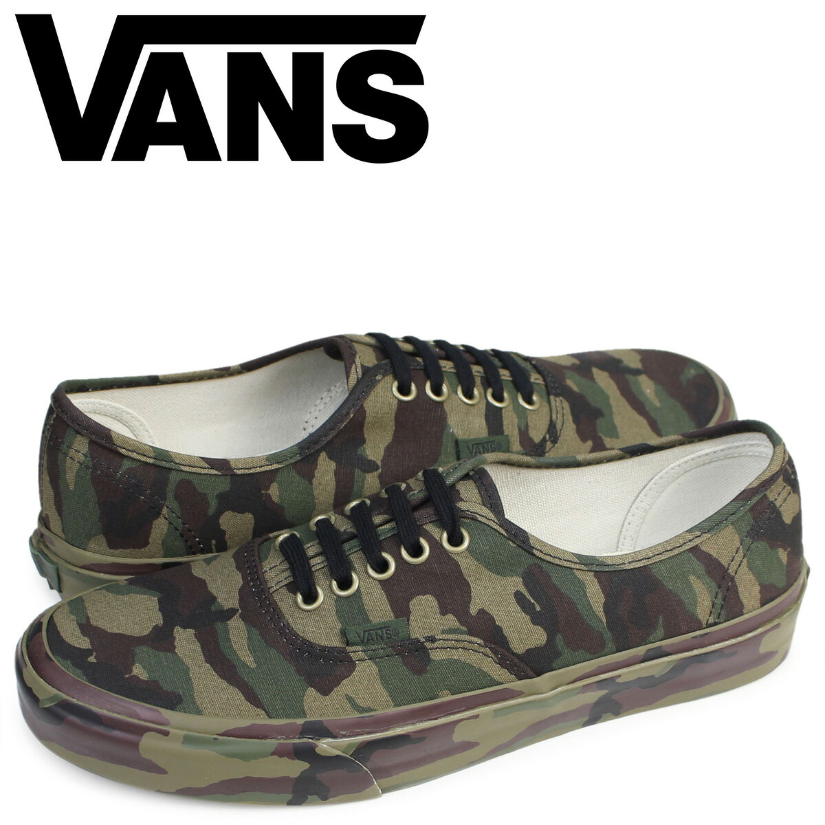 664955411f Whats up Sports  VANS authentic sneakers men vans station wagons ...