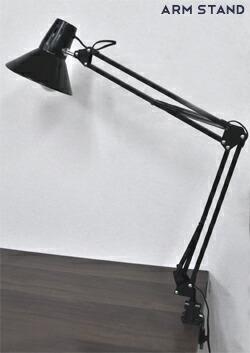 LEDアームデスクライト