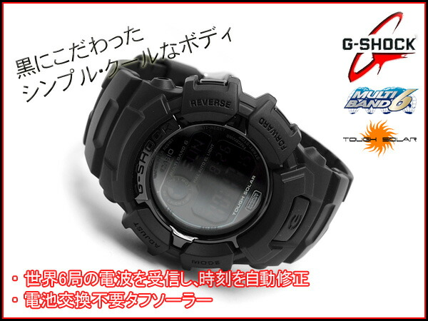 g shock gw 2310 manual