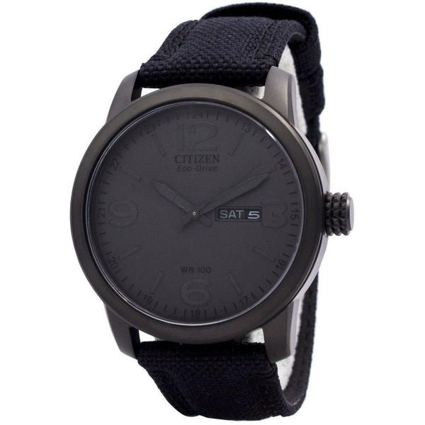 bd08c281a1 [シチズン]CITIZEN 腕時計 ECO-DRIVE NYLON STRAP エコドライブ BM8475-00F メンズ [並行輸入]