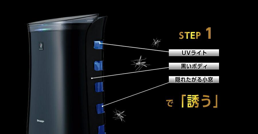 シャープ 香取線香 空気清浄機 空気清浄器