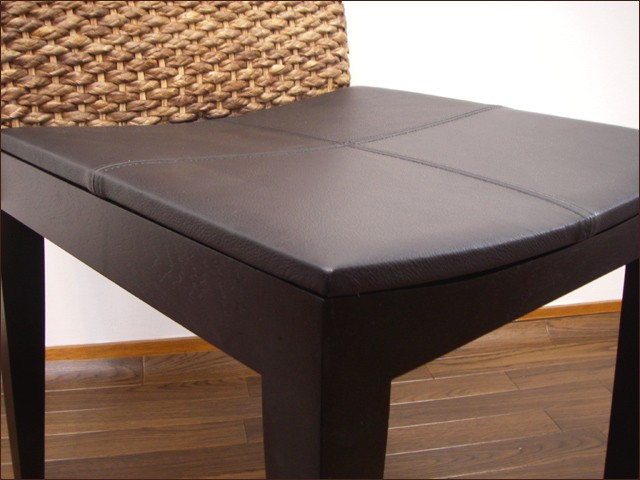 ウォーターヒヤシンス家具 ダイニングテーブル HC-11