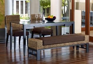 ウォーターヒヤシンス家具:アジアン家具