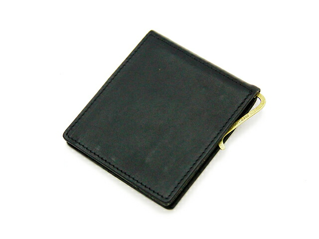 MONEY CLIP BLACK