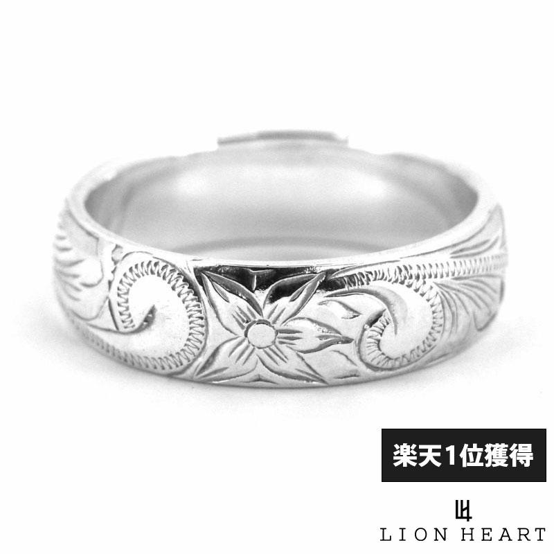 ライオンハート LION HEART ヘリテイジ バレル リング シルバー925 13~21号