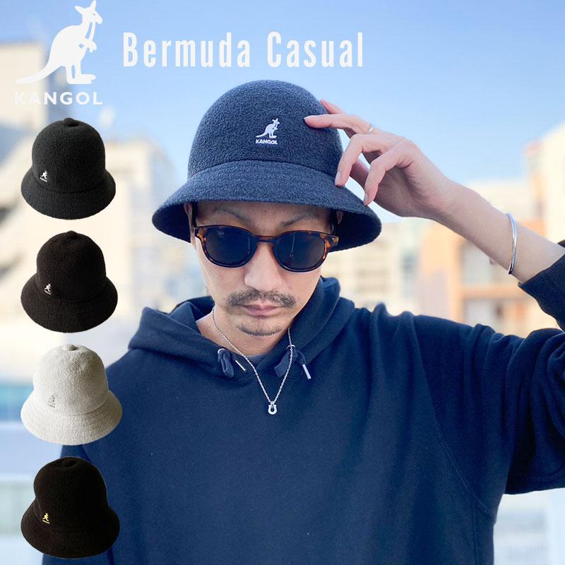 カンゴール KANGOL Bermuda Casual バミューダ バケットハット
