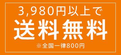 3980円以上で送料無料 沖縄県は9800円以上