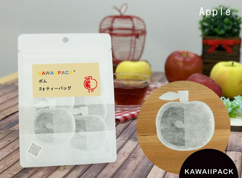 KAWAIIPACK完熟りんご