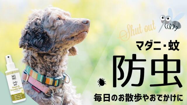 【B】愛犬防虫用品