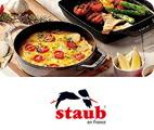 【B】staub