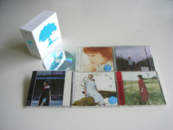 夏川りみ CD-BOX 5枚組 写真