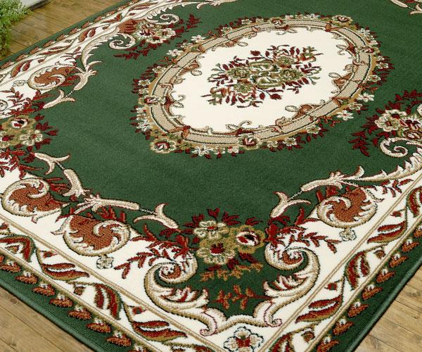 ベルギー製ウィルトン織カーペット 絨毯 ラグマット 1943