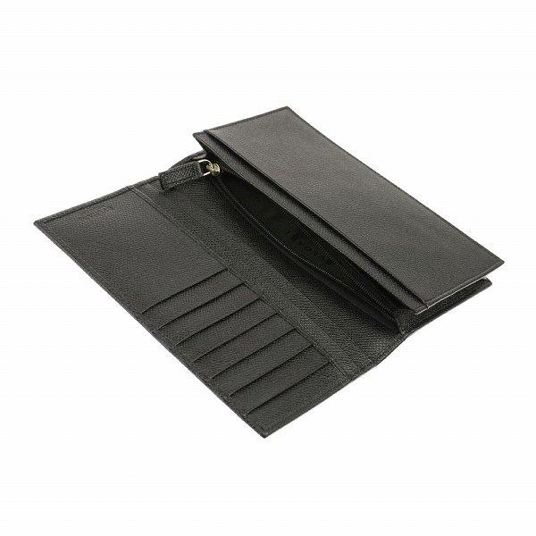 e282cd8a5cc1 商品名, ブルガリ 長財布 メンズ BVLGARI CLASSICO クラシコ 二つ折り ブラック 黒 本革 レザー 25752
