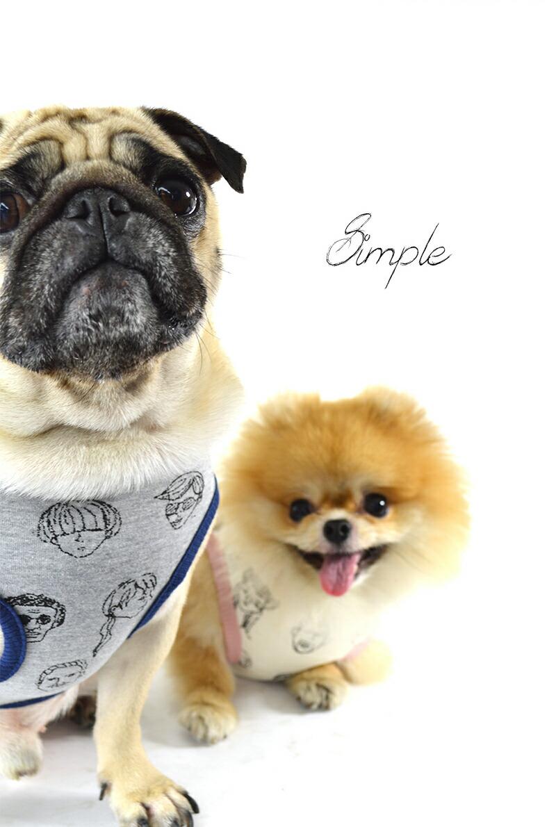 べストフレンズ. BestFriends. 犬服. 犬の服. ドッグウェア. パーカー.袖なし.ノースリーブ.タンクトップ.夏