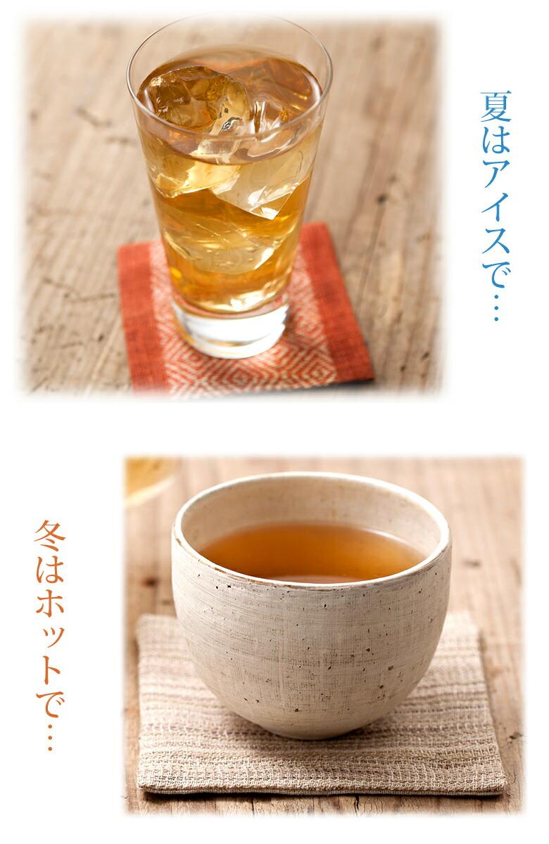 カフェリラ 美味しい 飲み方茶 アイス ホット