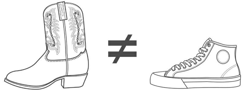 スニーカーサイズ