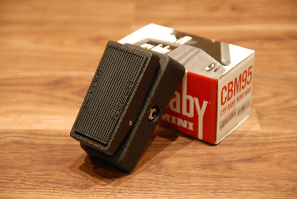 【送料無料】jim Dunlop Cbm95 Mens Cry Baby Dv Pw1040p】 Mini
