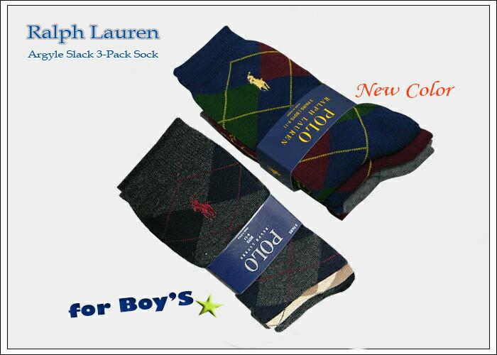 3 LaurenClass Combined Slack Argyle Polo b61003bpkBoy's Woman Of And Boys Pack Socks Three Ralph Sock Man Laurenpolo Pieces 7yvYfb6g