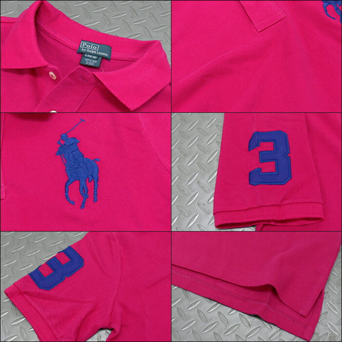 -Ralph Lauren\u0027s classic big pony Polo- US boys sizes L-XL expansion, so  from women to men fully capable of.