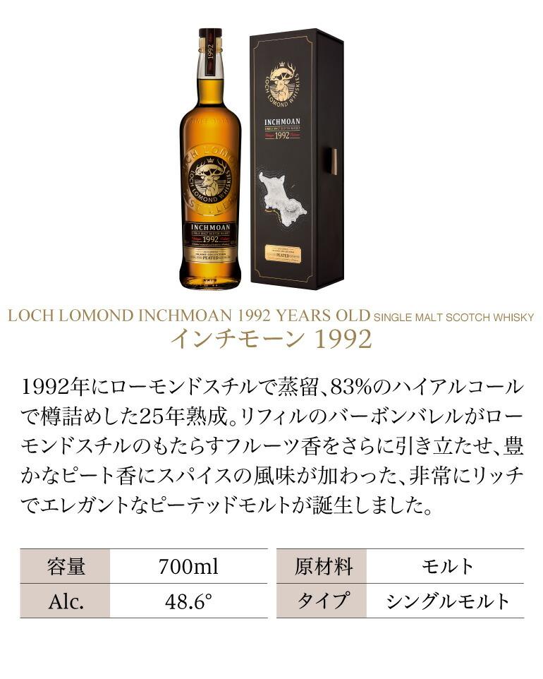 ロッホローモンド インチモーン1992