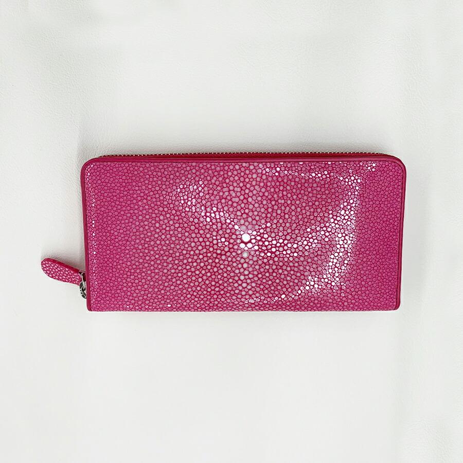 長持ち、上質な仕上がり、一生使えるカードケース ピンク