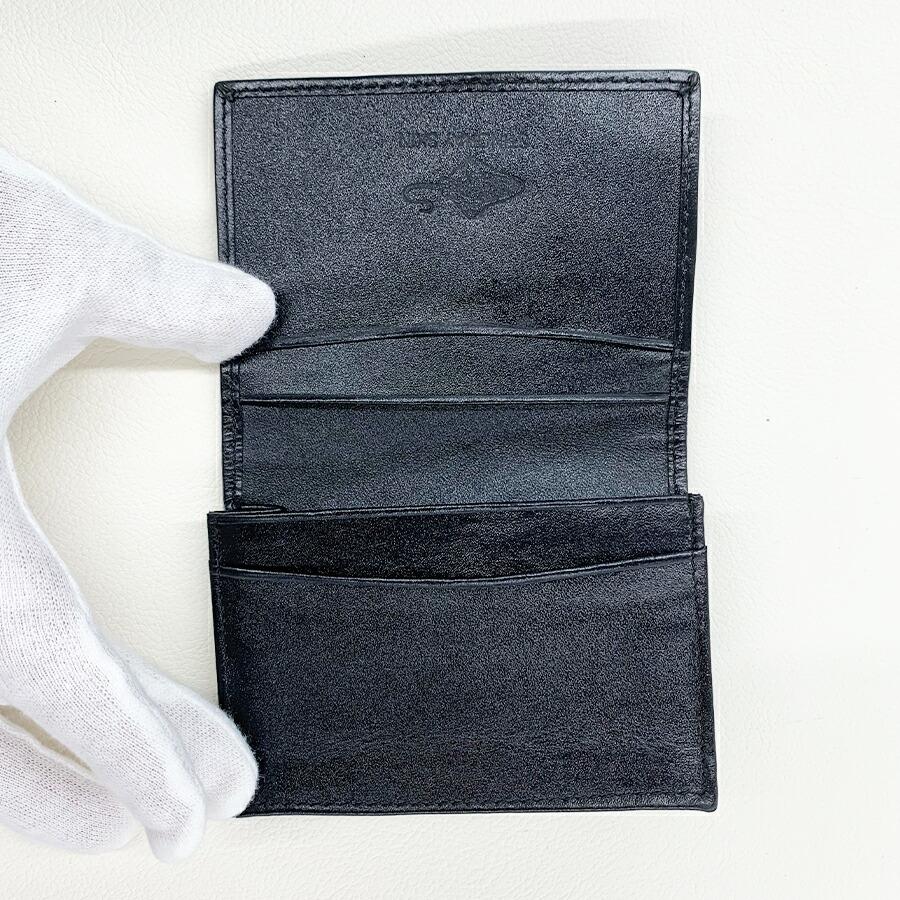 上品な 高級本革が おしゃれでかっこいい上品なカードケースです