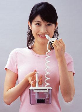 手動式鼻洗浄器 ハナクリーンEX専用洗浄剤 別売サーレMP-180(180包/90日分)