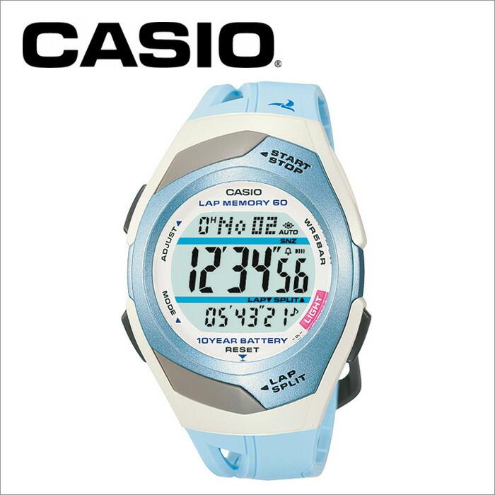 カシオ CASIO 腕時計 STR-300J-2CJF フィズ PHYS ランニングウォッチ スポーツウォッチ