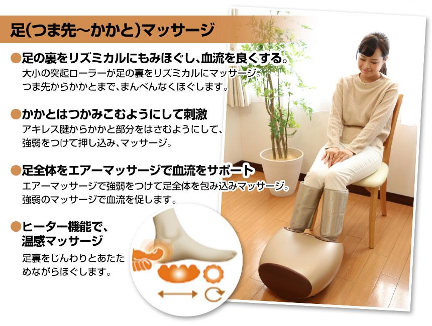LIFE FIT [LF03 PLUS] マッサージ器 【新聞掲載】