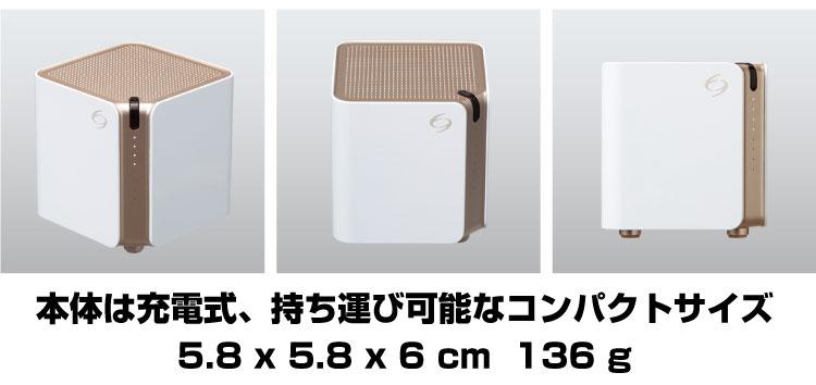 airmon pm2.5 測定