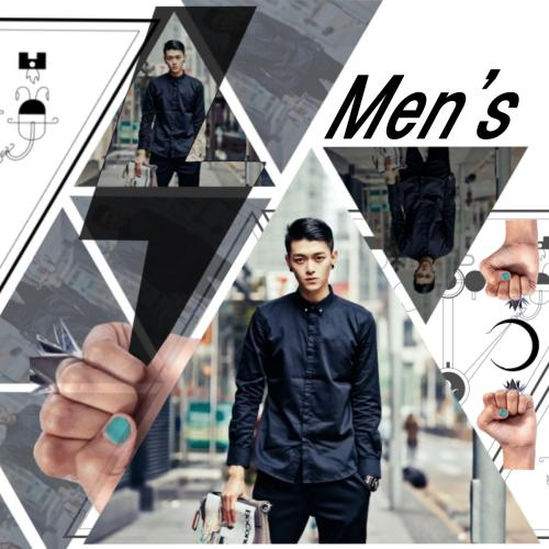 Mens  cool clothes inside
