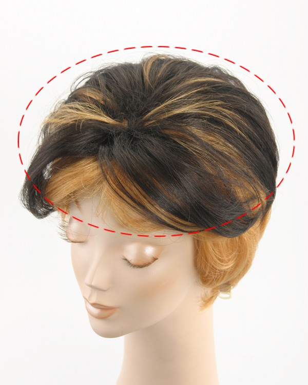 part hair styles wigwigrunes rakuten global market wig 7344