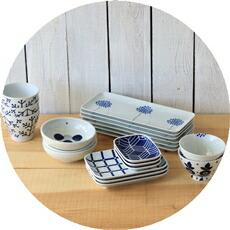 波佐見焼 長崎 陶器 くらわんか碗  茶碗 お皿
