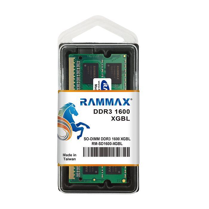 RM-SD1600-8GBL [SODIMM DDR3L PC3L-12800 8GB]