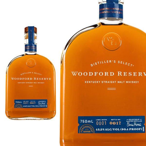 【正規品】ウッドフォード・リザーブ・ケンタッキー・ストレート・モルト・ウイスキー・750ML・45.2%