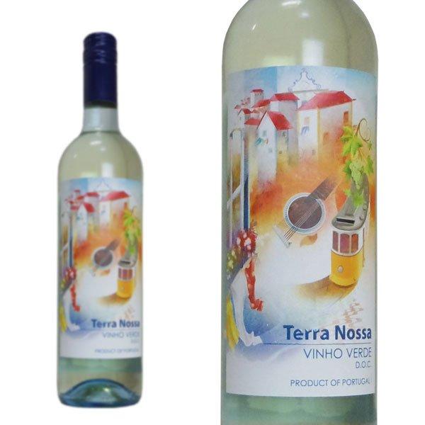 テッラ ノッサ ヴィーニョ ヴェルデ NV ソジェヴィヌス ファイン ワインズ