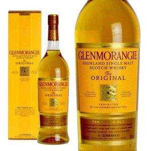 グレンモーレンジ・[10]年・オリジナル・ハイランド・シングル・モルト・スコッチ・ウイスキー・1,000ml・40度・箱入り