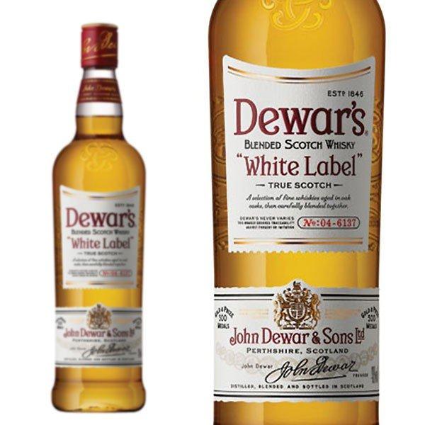 【正規品】デュワーズ・ホワイトラベル・ブレンデッド・スコッチ・ウイスキー