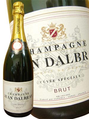 champagne jean d'albray